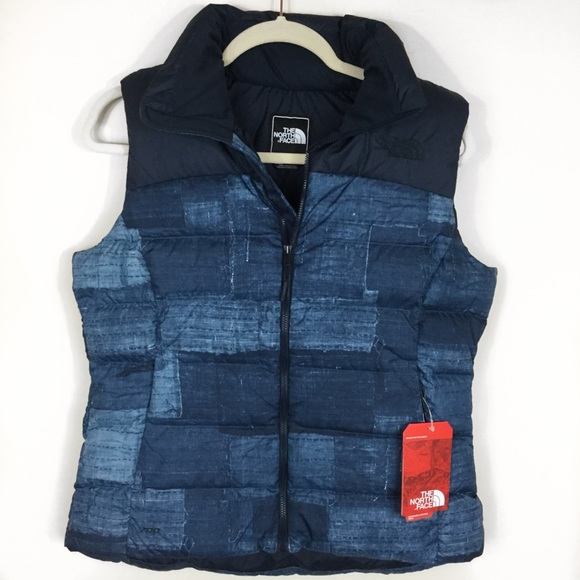 2eae171f7 NWT The North Face quilted vest size medium